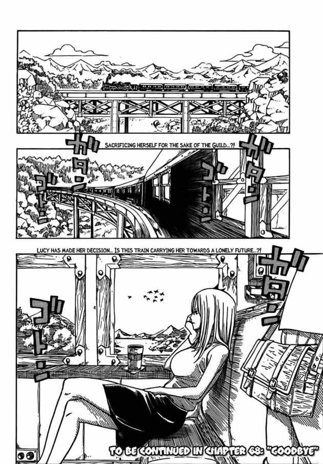 Fairy Tail chap 67 page 20 - IZTruyenTranh.com