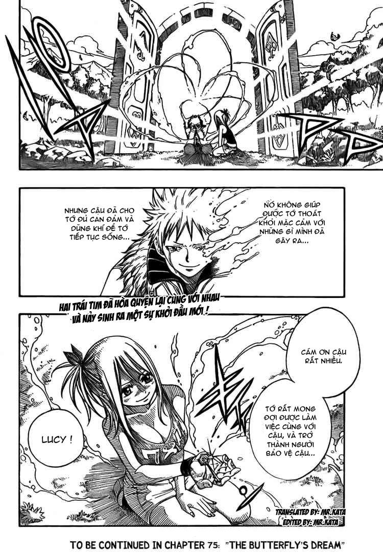 TruyenHay.Com - Ảnh 19 - Fairy Tail Chap 74