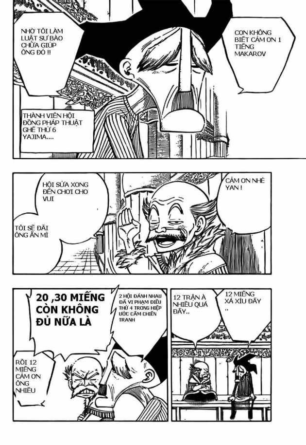 Fairy Tail chap 69 page 4 - IZTruyenTranh.com