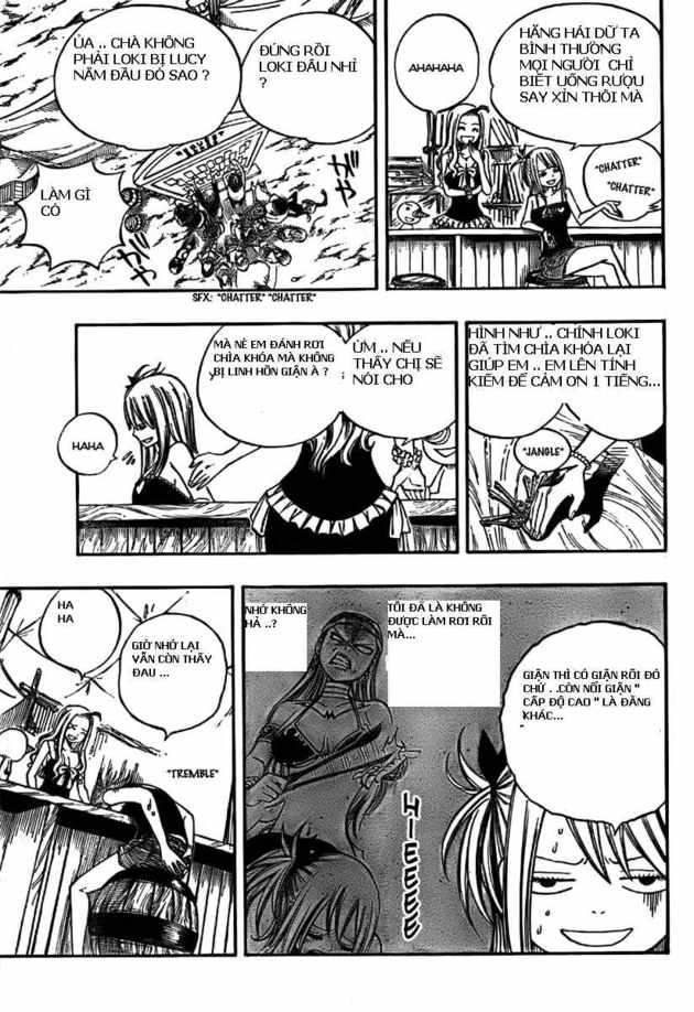 Fairy Tail chap 69 page 7 - IZTruyenTranh.com