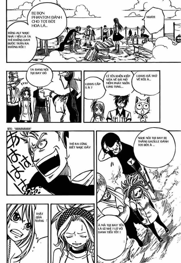 Fairy Tail chap 69 page 10 - IZTruyenTranh.com