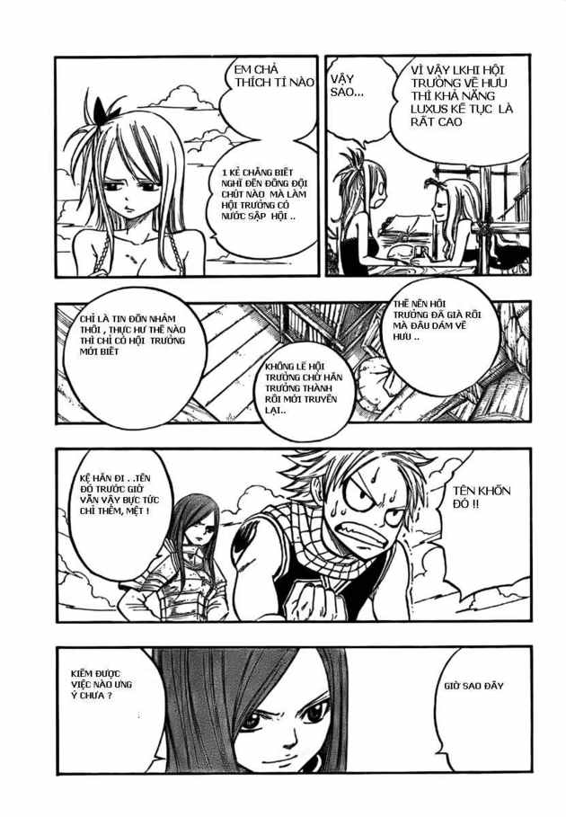 Fairy Tail chap 69 page 15 - IZTruyenTranh.com