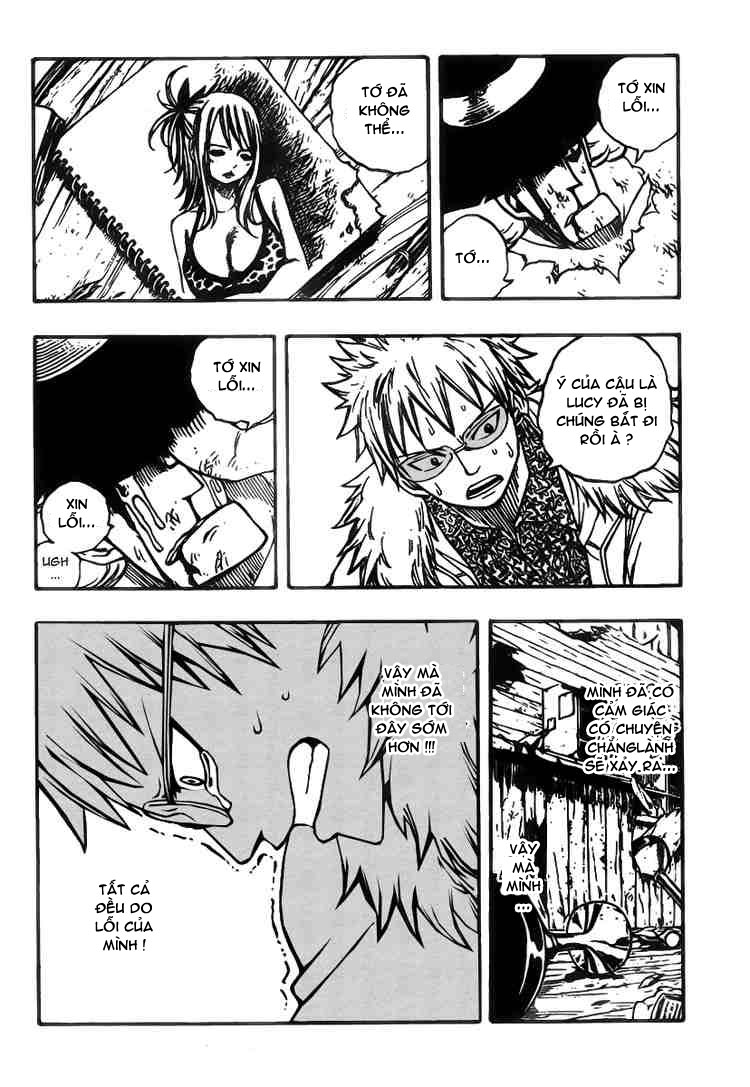 Fairy Tail chap 59 page 12 - IZTruyenTranh.com