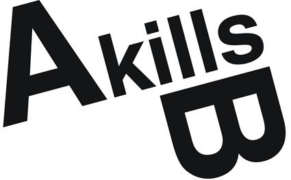 A kills B