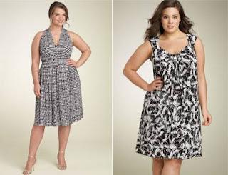 gordinhas moda vestidos GG para gordas
