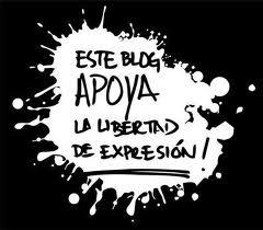 Por la libertad de expresión.!!!