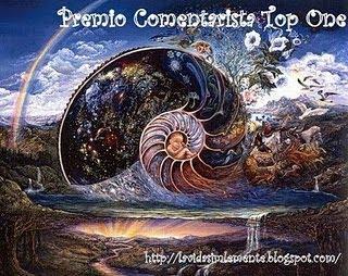 PREMIO COMENTARISTA TOP ONE DE MARTA!!
