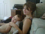 My daughter Meggan with my brother's son Logan