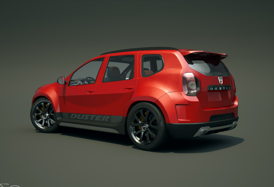 Renault Duster Tuning - Fotos de coches - Zcoches