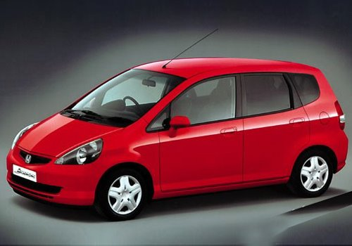 Honda Jazz : Red