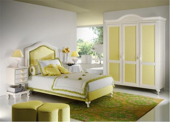 Wonderful Girls bedrooms
