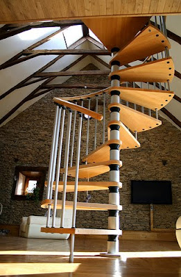 Home stairs design Idea