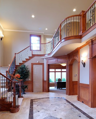 Home stairs design