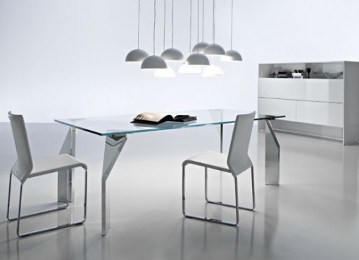 Glass Interior Furniture