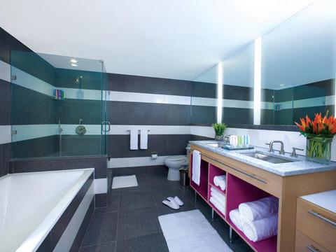 Home Design Modern Decoration And Lightring Interior Design Inspiration From Gansevoort Hotel