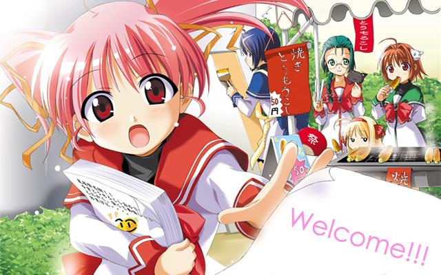 Reglas para el rol y el foro Anime+welcome