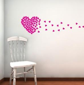 Walls decals wall stickers decals for Stickers para dormitorios