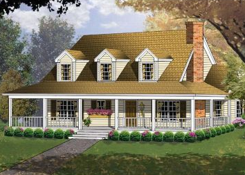 Contemporary home plans 2014 country home plans Contemporary country house plans