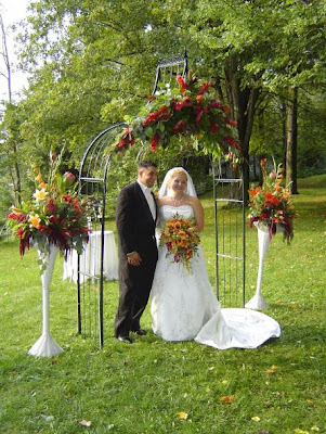 Outdoor Wedding Decorations just have to make the place more beautiful