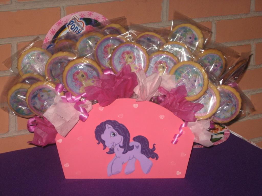 Creaciones Ramsesa: Galleteros Pequeño Pony