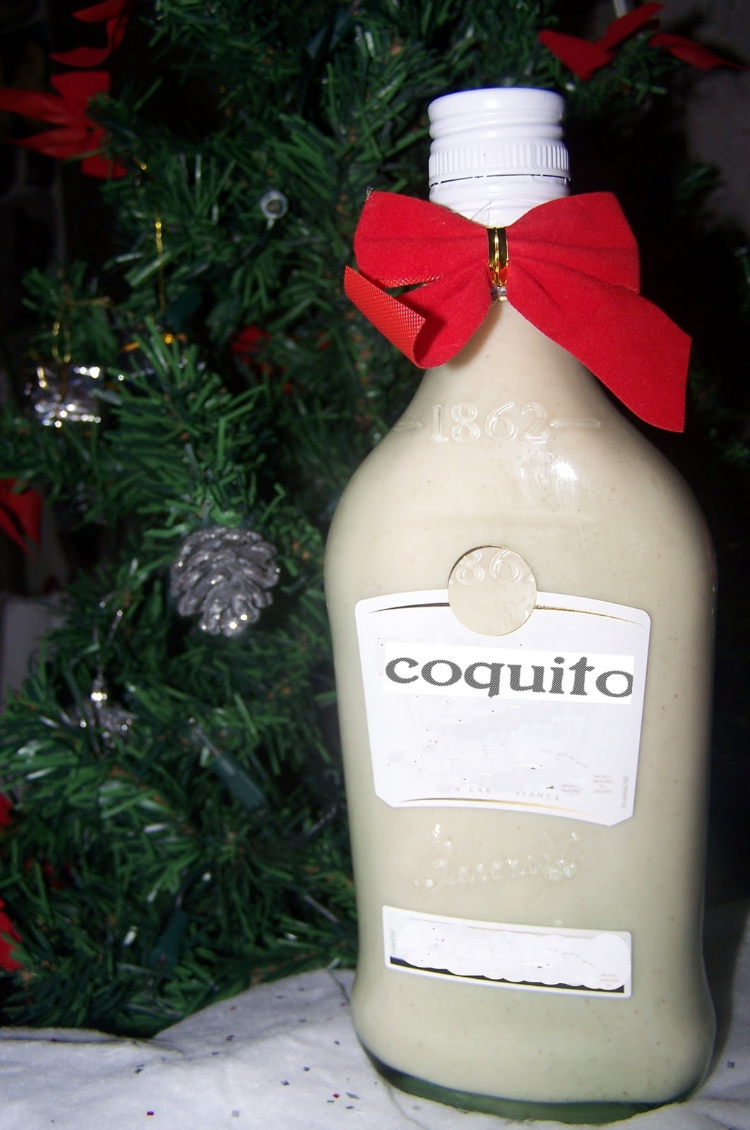 Yes, Coquito!!!!! A delicious coconut cream liqueur which is a holiday ...