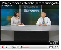 E aí Aristides, tira ou não tira o cafezinho para reduzir custos nas empresas?