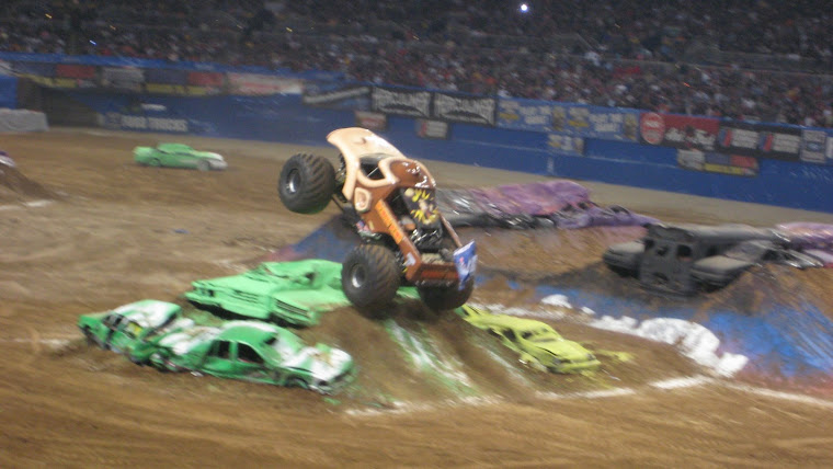 Monster Jam! Donkey Kong