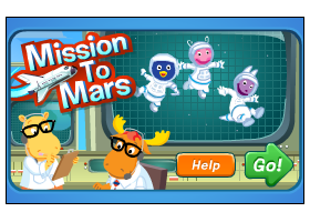 backyardigans mission to mars puzzles - photo #7