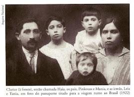 Família Lispector