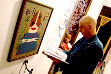 Poesia Visual e Pintura, Escultura Allan Carlos