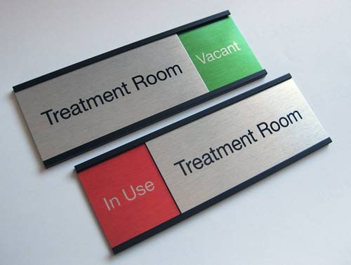 officesigncompanycom has a great selection of sliding in session signs and custom slider office door signs simply visit our sign site choose a sign