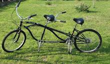 Passeggiate in bicicletta..