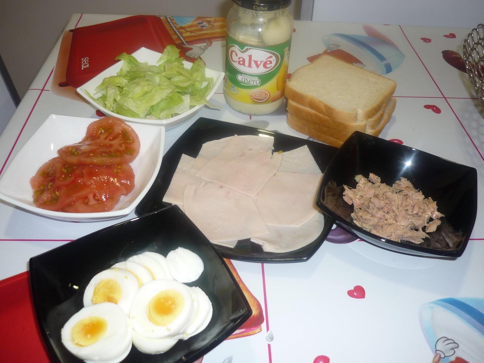 cocina con raquel sandwich vegetal