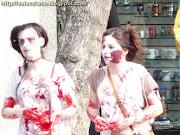 Existen varias playeras con motivos zombie en el mercado