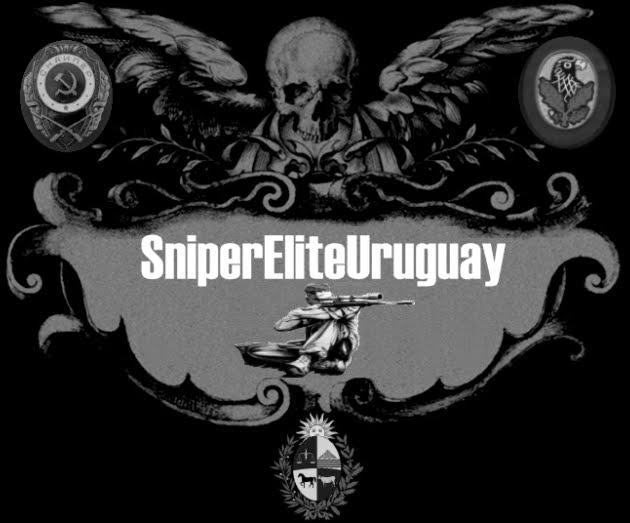 Sniper Elite Uruguay Web Friend LOGO%2BSEU