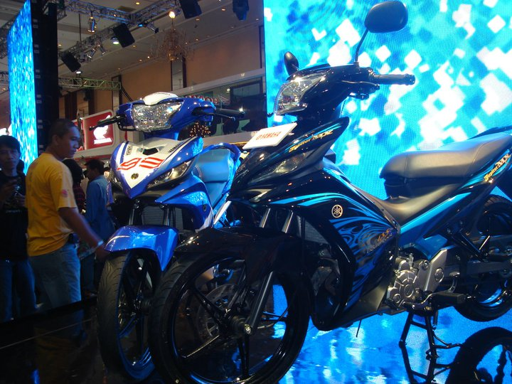 Modif Yamaha Jupiter Mx 2011