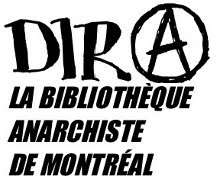 DIRA Bibliothque Anarchiste