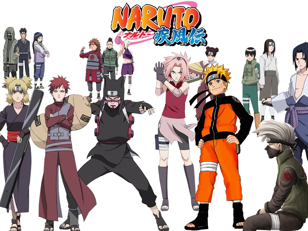 Naruto Shippuuden Stars