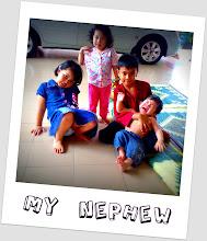 ..my nephew..