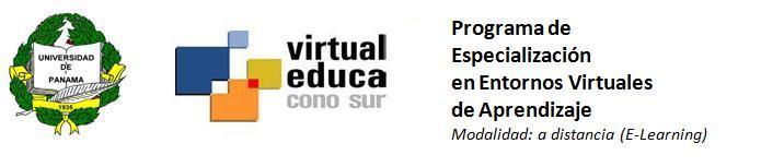 Especialización Entornos Virtuales de Aprendizaje