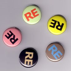 dition badges RE