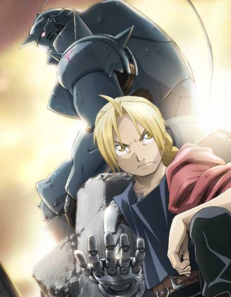 Glavni junaci crtanih filmova Full-metal-alchemist-season-2