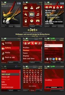 Jet Nokia Theme – Series 40