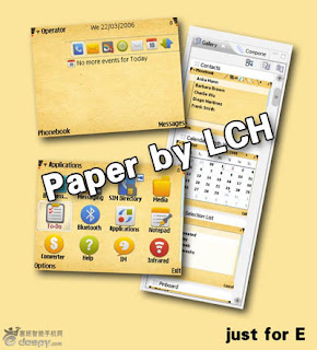 Paper by lch e71 themes