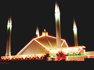 most beautiful mosques in the world Shah Faisal Mosque Islamabad - Top 10 Most Beautiful Mosques in The World