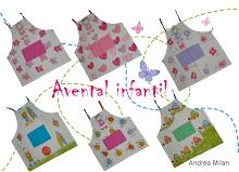 Avental Infantil