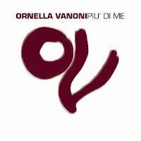 Ornella Vanoni - Più di me - cd cover