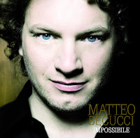 Matteo Becucci: Impossibile - cd cover