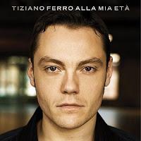 Tiziano Ferro - Alla mia età - cd cover