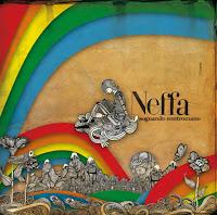 Neffa sognando contromano - cd cover